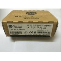 Quality Compact solid state 24V DC source Allen Bradley PLC , DC Output module 1769 - OB8 for sale