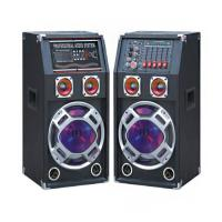 Quality Karaoke 100 Watt Portable Bluetooth PA Speakers With Equalizer And Mic Input for sale