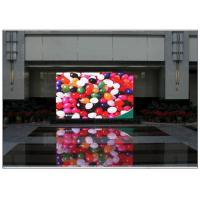 Buy Aluminum Alloy / Steel Giant Advertising LED Screen Media Outdoor DIP P10 at wholesale prices