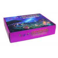 Quality Full Color Printed Corrugated Gift Boxes , Specialty E Flute Corrugated Box for sale