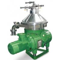 Quality Fully Automatic Control Disk Industrial Biodiesel Oil Water Centrifuge Separators Filter for sale