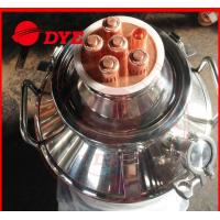 Quality Small Home Distilling Equipment With Reflux Dephlegmator 50L - 200L for sale