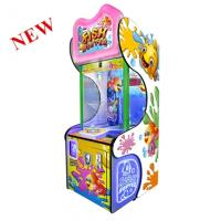 Quality 2015 new Kids Fish Hunter toy crane gift game machine for sale