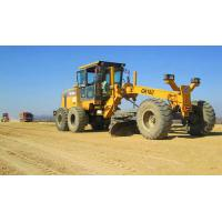 Buy cheap CIVL GR215 Motor Graders in Yellow White , 7000kg Operating Weight from wholesalers