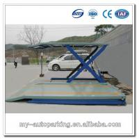 Quality Hydraulic Scissor Lift Table for Car Storage Scissor Lift 220v for sale