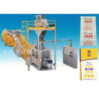 Quality Powder Filling And Sealing FFS Packaging Machine , Granule Packing Machine For 10 - 50 KG for sale