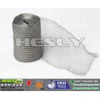 Quality Wire Mesh Demister Pad Material, gas and liquid filter Mesh for sale