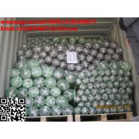 Buy plastic agricultural weed control cover PP ground cover weedmat at wholesale prices
