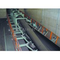 Quality Industrial 4 - 30mm Thick Pipe Conveyor Belt Rubber Rolling Type / Hanging Type for sale