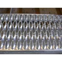 Quality Durable Anti Skid Metal Plate Perforated Grip Strut Walkway Corrosion Resistance for sale