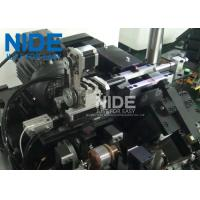 Buy Two Station Semi Auto Armature Balancing Machine , Rotor Industrial Balancing at wholesale prices