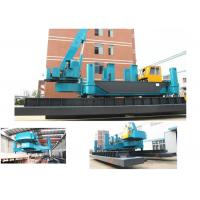 China High Speed Hydraulic Press In Pile Driver , Foundation Drilling Machine on sale