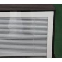 Quality Internal Blinds Inside Glass Privacy Protection Heat / Sound Insulation for sale