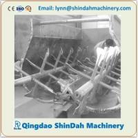 high performance competitive prices Horizontal Weightlessness Double Shaft Paddle Mixer Blender