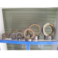 Quality Brass Cage Cylindrical Roller Thrust Bearings , Full Complement Cylindrical Roller Bearing for sale