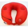 Buy cheap Comfortable Red Music Massage Pillow , U Shape Mp3 Pillow Massager from wholesalers