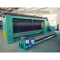 Buy Chemical Industrial Gabion Machine for Double Twisted Woven Wire Mesh at wholesale prices