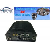 Quality 4CH Mobile 720P Car Mobile IP DVR Kit  GPS With fuel sensor, remotely cut oil for Tank Truck for sale