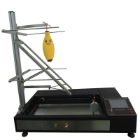 Quality Flammability Tester for Textile / Garment EN71-2 Toys Integrated Flammability Tester for sale