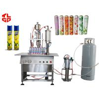 Quality Semi Automatic Air Freshener Filling Machine for sale