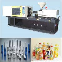 Quality Automatic blow molding making machine with 95ton - 550ton / plastic extruder machine for sale