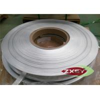 Quality Silver Anodized Aluminum Strip Sheet With Mill Finish Moisture Proof for sale