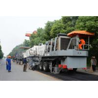 Quality Asphalt Resurfacing Process Hot In Place Road Recycler Machine 2 - 5m / Min Heating Speed for sale