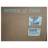 Buy cheap FHD WLED FOR TV LCD TV Panel LD420EUB-SDA1 Resolution 1920*1080 450cd/m² Brightness from wholesalers
