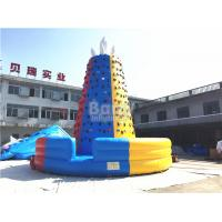 Quality Inflatable Climbing Wall for sale