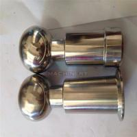 Quality Stainless Steel Bolted Type Spray Ball CIP Cleaning Ball for sale