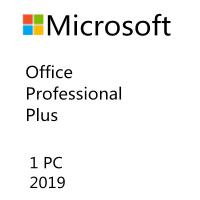Buy cheap Windows / Mac PC Computer Software System Global Microsoft Office 2019 Pro Plus from wholesalers