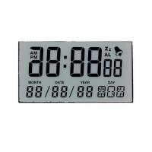 China Programmable Monochrome Lcd Display, Pin / Zebra Custom Size Tn Lcd Module on sale