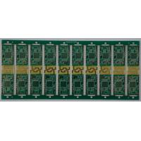 Quality 1.6 Thickness PCB Nanya FR4 Material 0.5 OZ-2.0 OZ Copper for sale
