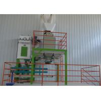 Quality High Stability Automatic Packing Machine For Feed / Fertilizer Granular for sale
