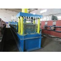 Quality Aluminium Steel Rolling Door Roll Forming Machine PLC Control System for sale