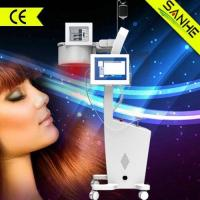 Quality wholesale--2015 New Laser + LED hair loss treatment low level laser hair regrowth for men, for sale