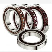 Buy 7000 Angular Contact Ball Bearing, stainless steel bearings For radial load and axial load at wholesale prices