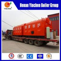 Quality 2 Ton 10kg Pressure Coal Fired Steam Boiler Biomass Fuel Industrial Steam Generator for sale