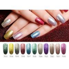 Buy cheap No Odor No Yellowish OEM Design Glitter Varnish Color Platinum Gel Polish from wholesalers