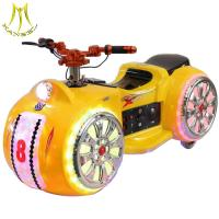 China Hansel plastic remote control battery powered electric motor bike on sale