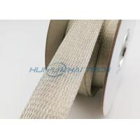 Quality Abrasion Resistant Emi Shielding Sleeve Weave Design Easy Installation for sale