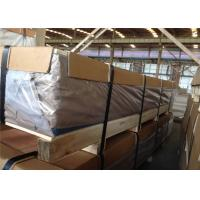 Buy Prime 1.2mm Polished Aluminium Sheet For Reflectorized Material , Aluminum Rolling at wholesale prices