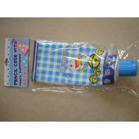 Quality Novelty Toothpaste Pencil Case / Toothpaste Pencil Bag for sale