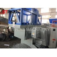 China Waste Plastic Crusher Use and PP,etc,PS,Tyre,PE,PET,PVC,PC Plastic Type Plastic Pipe shredder on sale