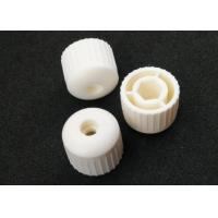 Quality RAL7035 Plastic Injection Molding Products Light Grey M22 Plastic Threaded Caps for sale