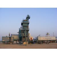 Quality 4 hot stone compartment Mobile Asphalt Plant 0.15KW wall vibrator Festo cylinder for sale