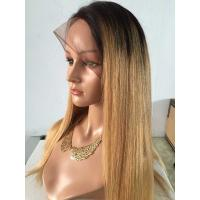 "Quality Custom 24"" - 26"" European Human Hair , Unprocessed Silky Straight Hair Weave for sale"