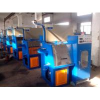 Buy cheap Aluminium Wire High Speed Wire Drawing Machine 1500mpm Spray Drawing Lubrication from wholesalers
