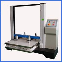 Quality Computer Servo Carton Compression Tester , Corrugated Box Compressive Strength Tester for sale