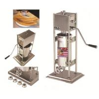 Quality Churros Machine Manual Type All Stainless Steel Body Churros Making Machine FMX-CM108 for sale